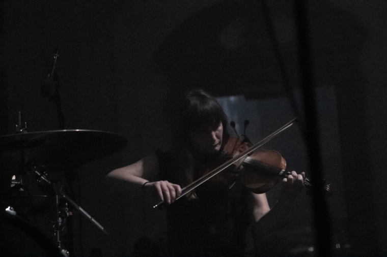 Acoustic Amenra - Bush Hall London - Abi for AN - 02-05-19 (13 of 26)