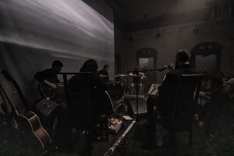 Acoustic Amenra - Bush Hall London - Abi for AN - 02-05-19 (14 of 26)