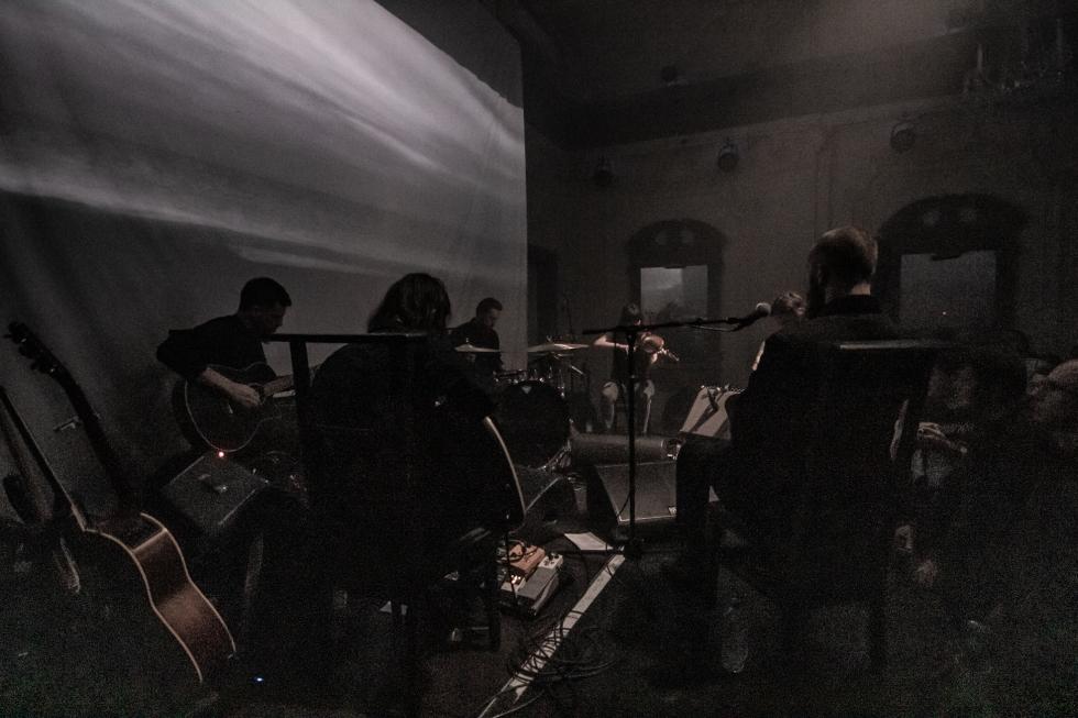 Acoustic Amenra - Bush Hall London - Abi for AN - 02-05-19 (14 of 26)