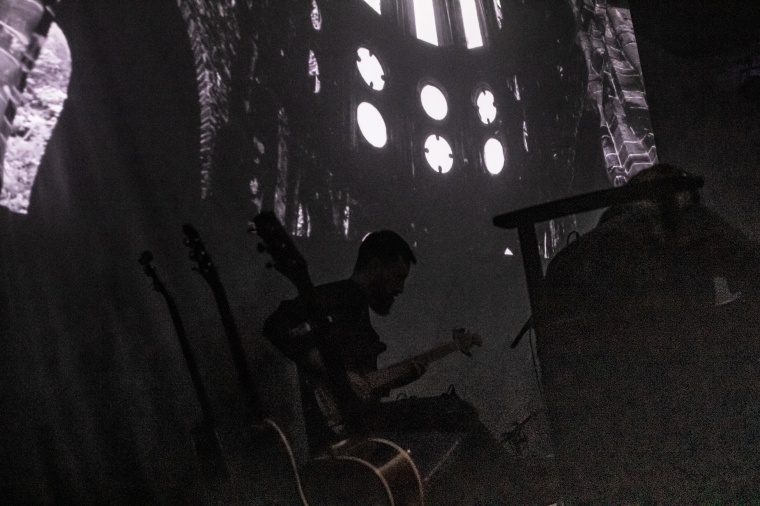 Acoustic Amenra - Bush Hall London - Abi for AN - 02-05-19 (6 of 26)