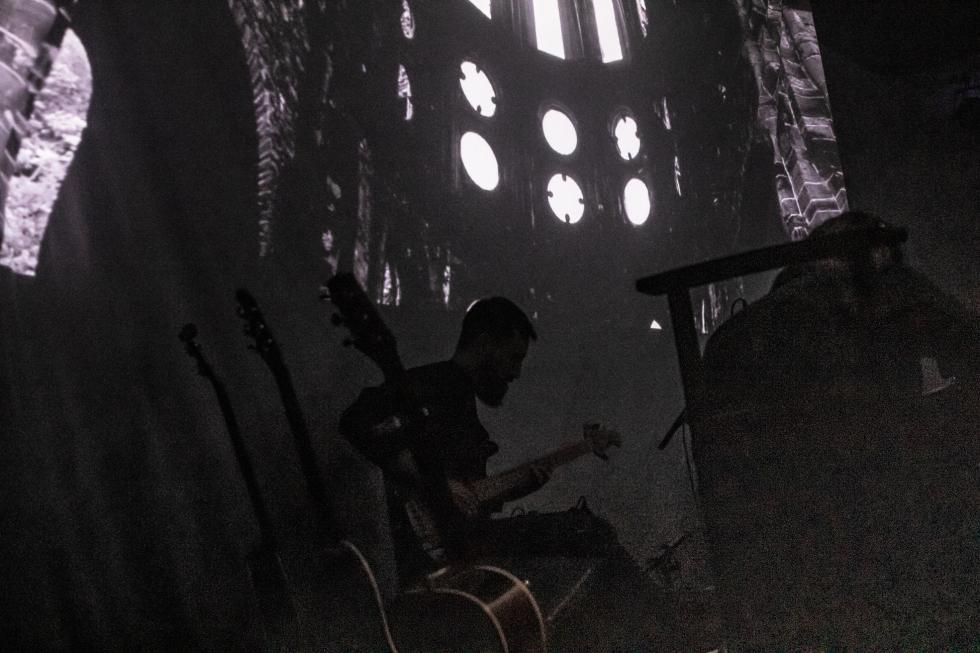 Acoustic Amenra - Bush Hall London - Abi for AN - 02-05-19 (6 of 26)